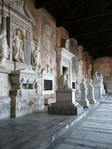 The Campo Santo at Pisa