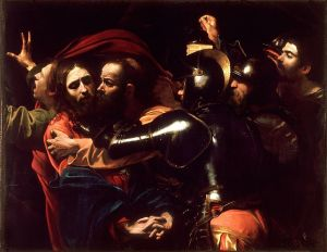 Caravaggio, The Taking of Christ (National Gallery, Dublin)