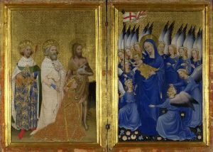 The Wilton Diptych (National Gallery, London)